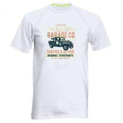 Чоловіча спортивна футболка Vintage Truck