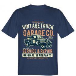 Чоловіча футболка Vintage Truck