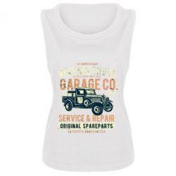 Майка жіноча Vintage Truck