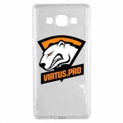 Чохол для Samsung A5 2015 Virtus logo
