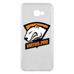 Чохол для Samsung J4 Plus 2018 Virtus logo