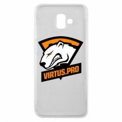 Чохол для Samsung J6 Plus 2018 Virtus logo