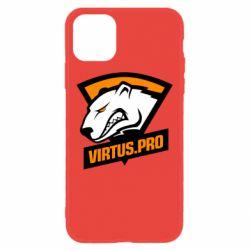 Чохол для iPhone 11 Virtus logo