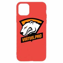 Чохол для iPhone 11 Pro Virtus logo