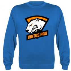 Реглан (світшот) Virtus logo