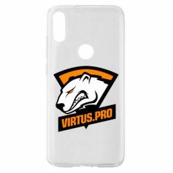 Чохол для Xiaomi Mi Play Virtus logo