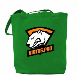 Сумка Virtus logo