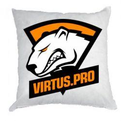 Подушка Virtus logo