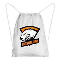 Рюкзак-мішок Virtus logo