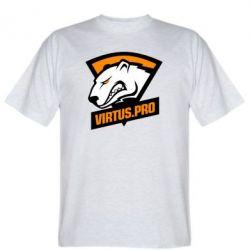 Футболка Virtus logo