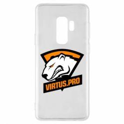 Чохол для Samsung S9+ Virtus logo