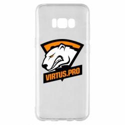 Чохол для Samsung S8+ Virtus logo