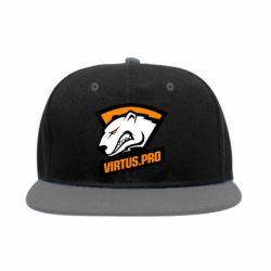 Снепбек Virtus logo