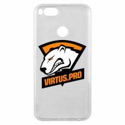Чохол для Xiaomi Mi A1 Virtus logo