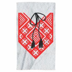 Полотенце Вишиванка з зав'язкою