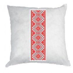 Подушка Вишиванка
