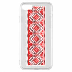 Чехол для iPhone 8 Вишиванка