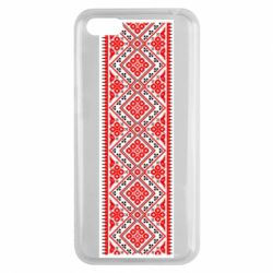 Чехол для Huawei Y5 2018 Вишиванка - FatLine