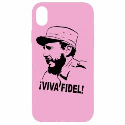 Чехол для iPhone XR Viva Fidel - FatLine