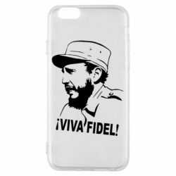 Чехол для iPhone 6/6S Viva Fidel - FatLine
