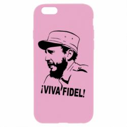 Чехол для iPhone 6 Plus/6S Plus Viva Fidel - FatLine