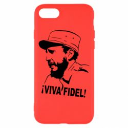 Чехол для iPhone 8 Viva Fidel - FatLine