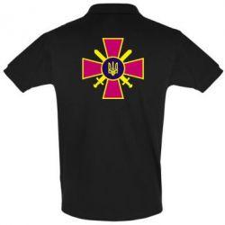 Мужская футболка поло Військо України