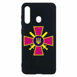 Чехол для Samsung M40 Військо України