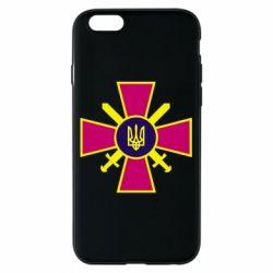 Чехол для iPhone 6/6S Військо України