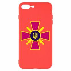 Чехол для iPhone 8 Plus Військо України