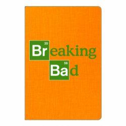 Блокнот А5 Во все тяжкие (Breaking Bad)