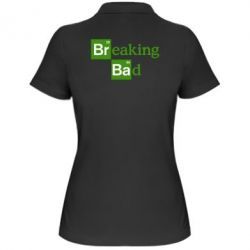 Женская футболка поло Во все тяжкие (Breaking Bad) - FatLine
