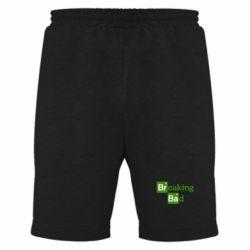 Мужские шорты Во все тяжкие (Breaking Bad) - FatLine