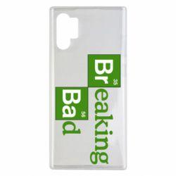 Чохол для Samsung Note 10 Plus Во все тяжкие (Breaking Bad)