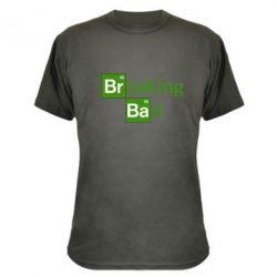 Камуфляжная футболка Во все тяжкие (Breaking Bad) - FatLine
