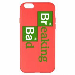 Чехол для iPhone 6 Plus/6S Plus Во все тяжкие (Breaking Bad)