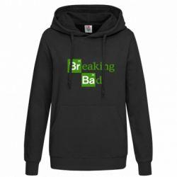 Женская толстовка Во все тяжкие (Breaking Bad) - FatLine