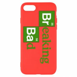 Чехол для iPhone 7 Во все тяжкие (Breaking Bad)