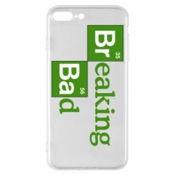 Чехол для iPhone 8 Plus Во все тяжкие (Breaking Bad)