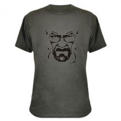 Камуфляжная футболка Во все тяжкие (Уолтер)