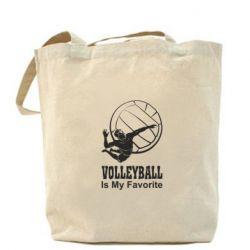 Сумка Волейбол Is my favorite