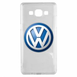 Чохол для Samsung A5 2015 Volkswagen 3D Logo