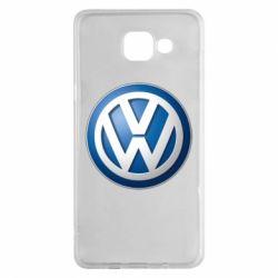 Чохол для Samsung A5 2016 Volkswagen 3D Logo