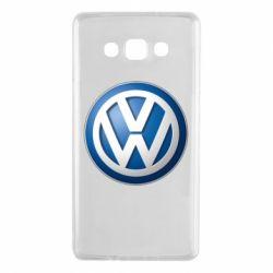 Чохол для Samsung A7 2015 Volkswagen 3D Logo
