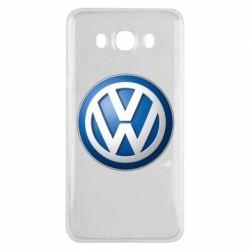 Чохол для Samsung J7 2016 Volkswagen 3D Logo