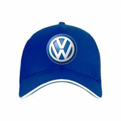 кепка Volkswagen 3D Logo - FatLine