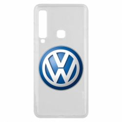 Чохол для Samsung A9 2018 Volkswagen 3D Logo