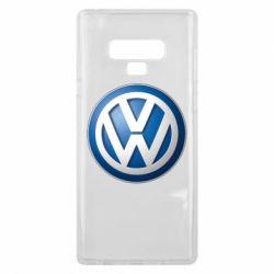 Чохол для Samsung Note 9 Volkswagen 3D Logo