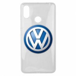 Чохол для Xiaomi Mi Max 3 Volkswagen 3D Logo