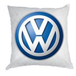 Подушка Volkswagen 3D Logo - FatLine